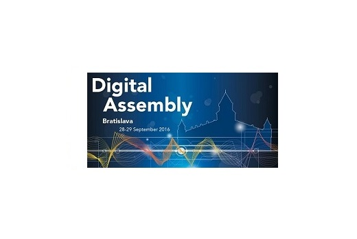 Octigon na konferencii Digital Assembly 2016
